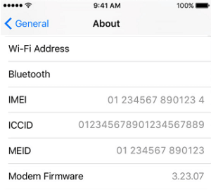 Check IMEI Number of Any Android
